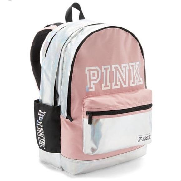 c7c0ddd701b8 Brand New PINK Backpack